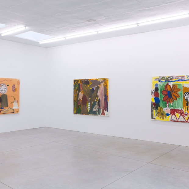 Tuukka Tammisaari Dowsing 2019 Installation View 06 Kristof De Clercq Gallery