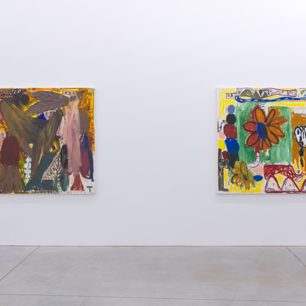 Tuukka Tammisaari Dowsing 2019 Installation View 07 Kristof De Clercq Gallery