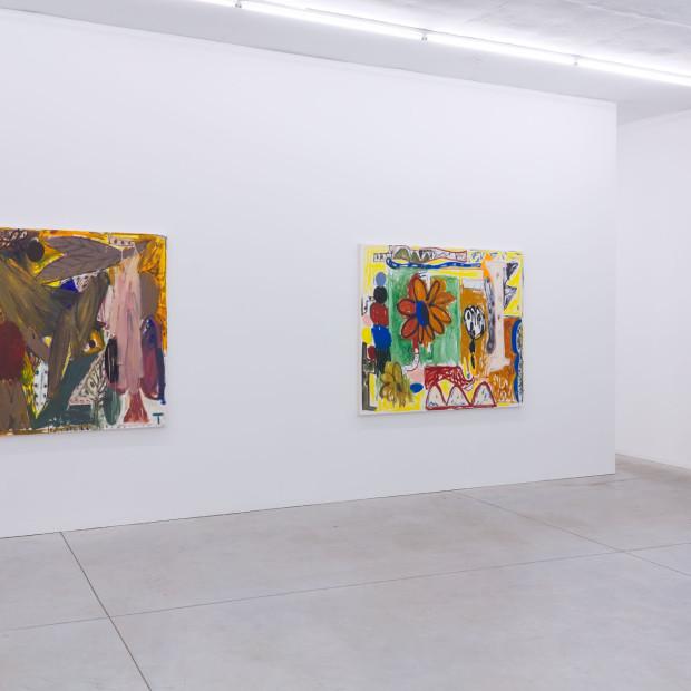 Tuukka Tammisaari Dowsing 2019 Installation View 08 Kristof De Clercq Gallery