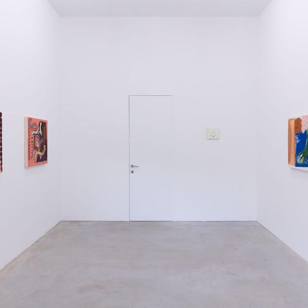 Tuukka Tammisaari Dowsing 2019 Installation View 12 Kristof De Clercq Gallery