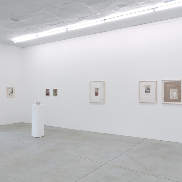 Verre Banden Group Show 2020 Installation View 01 Kristof De Clercq Gallery