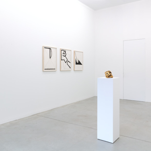 Verre Banden Group Show 2020 Installation View 14 Kristof De Clercq Gallery