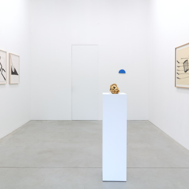 Verre Banden Group Show 2020 Installation View 15 Kristof De Clercq Gallery