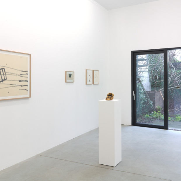 Verre Banden Group Show 2020 Installation View 17 Kristof De Clercq Gallery