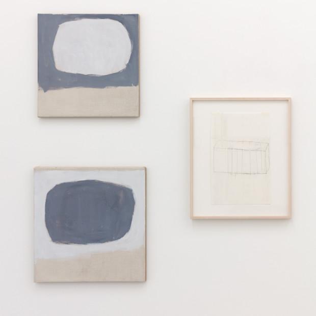 German Stegmaier And Katrin Bremermann Tracks 2021 Installation View 06 Kristof De Clercq Gallery We Document Art