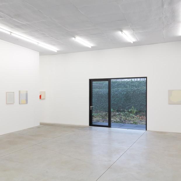 German Stegmaier And Katrin Bremermann Tracks 2021 Installation View 10 Kristof De Clercq Gallery We Document Art