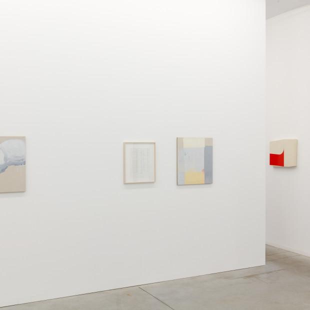 German Stegmaier And Katrin Bremermann Tracks 2021 Installation View 12 Kristof De Clercq Gallery We Document Art