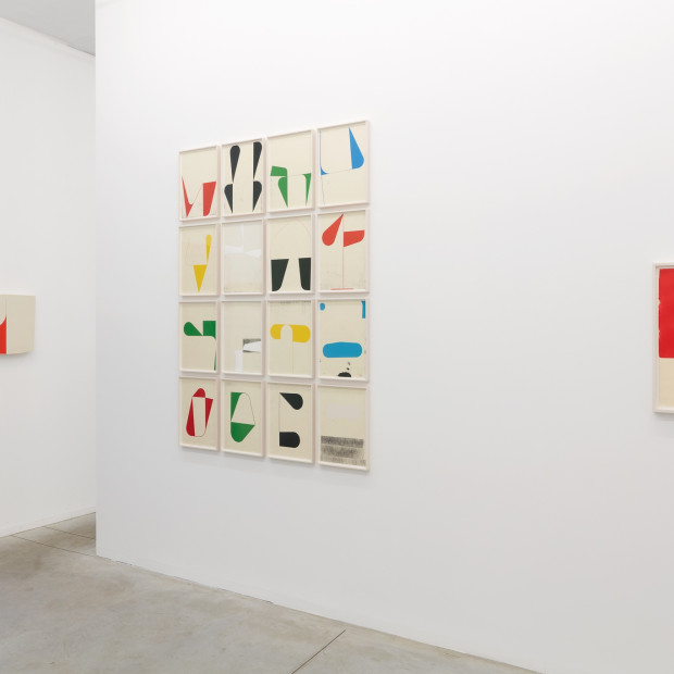 German Stegmaier And Katrin Bremermann Tracks 2021 Installation View 13 Kristof De Clercq Gallery We Document Art