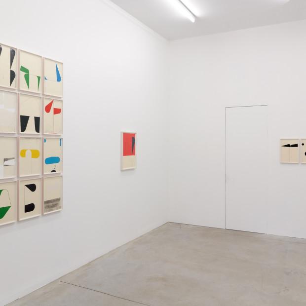 German Stegmaier And Katrin Bremermann Tracks 2021 Installation View 14 Kristof De Clercq Gallery We Document Art