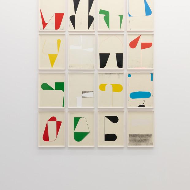 German Stegmaier And Katrin Bremermann Tracks 2021 Installation View 15 Kristof De Clercq Gallery We Document Art