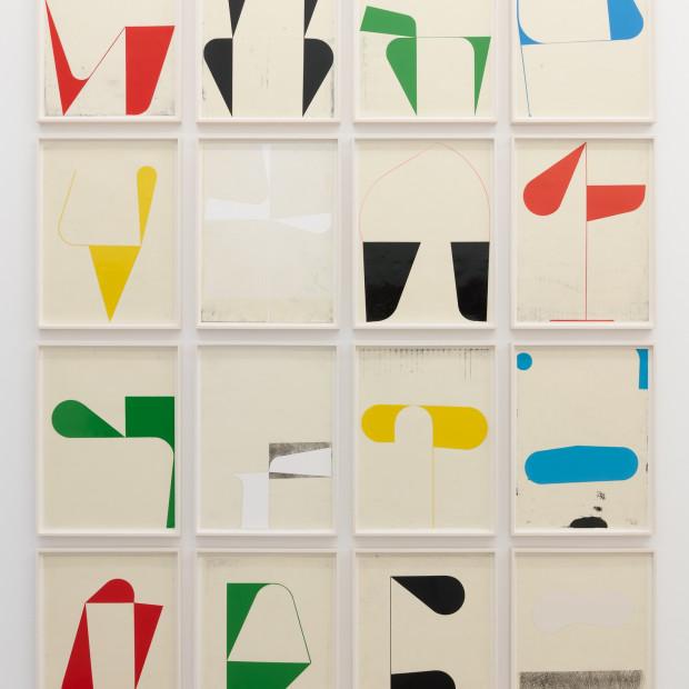 German Stegmaier And Katrin Bremermann Tracks 2021 Installation View 16 Kristof De Clercq Gallery We Document Art