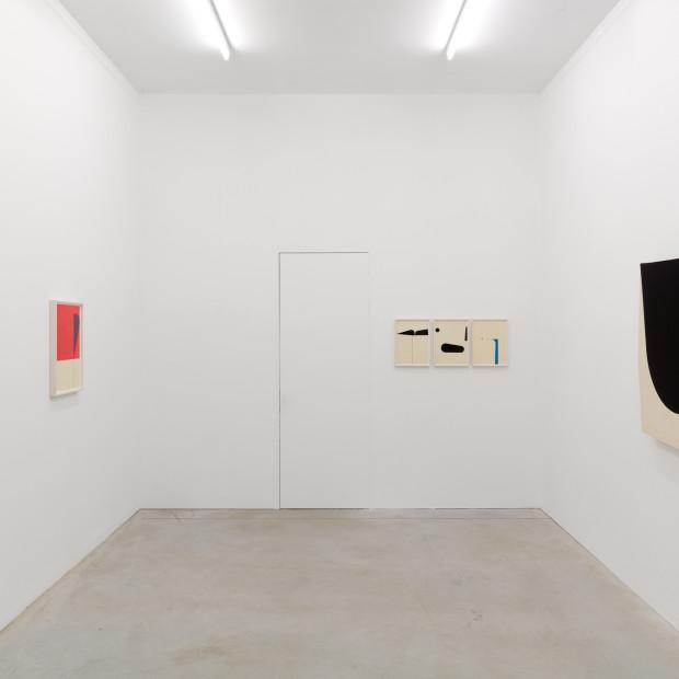 German Stegmaier And Katrin Bremermann Tracks 2021 Installation View 17 Kristof De Clercq Gallery We Document Art