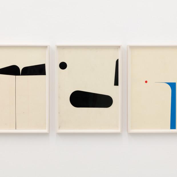 German Stegmaier And Katrin Bremermann Tracks 2021 Installation View 18 Kristof De Clercq Gallery We Document Art