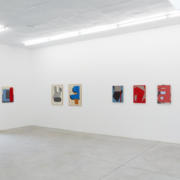 Mario De Brabandere Project 40 2021 Installation View 01 Kristof De Clercq Gallery We Document Art