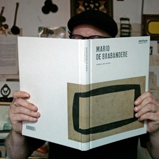Mario De Brabandere. Works on Paper.