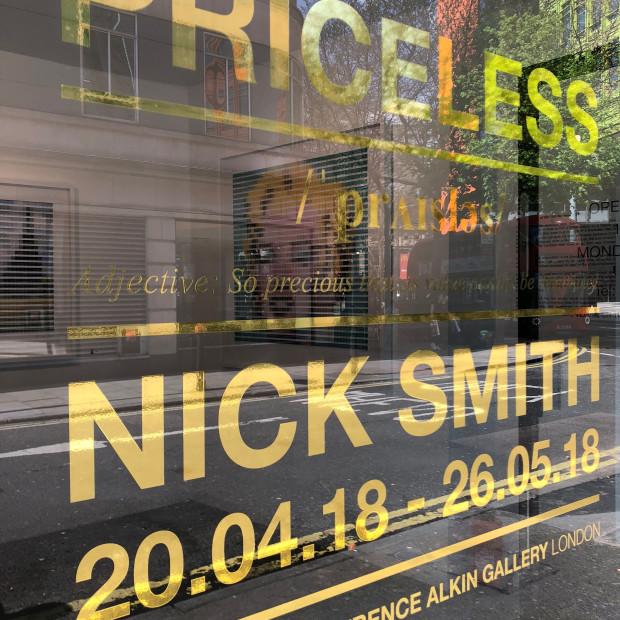 Nick Smith - PRICELESS Private View