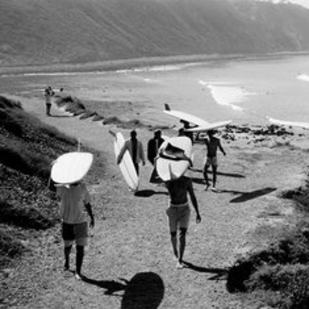 Surfing's Golden Age The Sixties Black and Whites by LeRoy Grannis and the Seventies Color by Jeff Divine