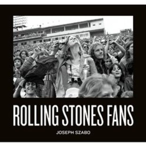 Joseph Szabo and Photography Critic Vince Aletti discuss Rolling Stones Fans at Strand (New York)