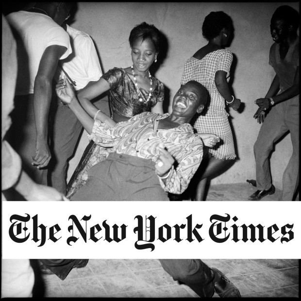 New York Times: Malick Sidibé's Mali: Scenes of a Rollicking Night Life