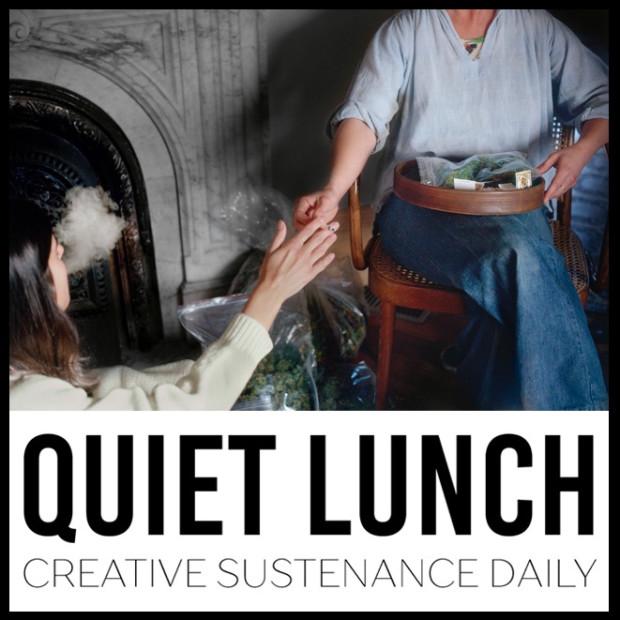 Quiet Lunch