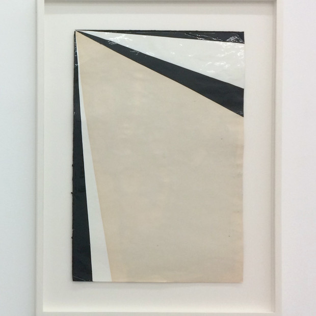 Jeff McMillan - Offside Drawing No. 1, 2015