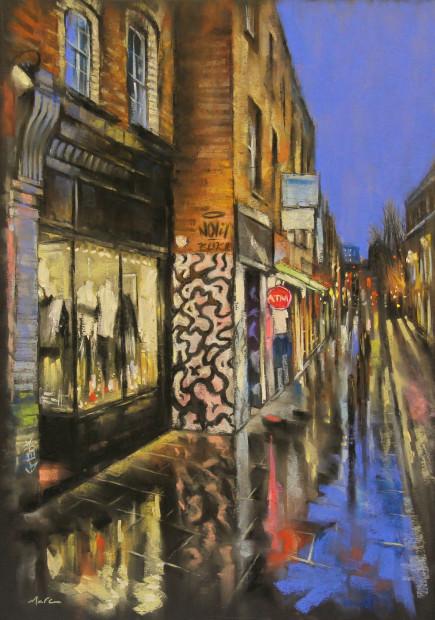 Marc Gooderham, The Parade - Brick Lane , 2018