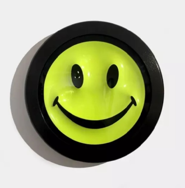 RYCA - Ryan Callanan, ACID FLUORO SMILEY