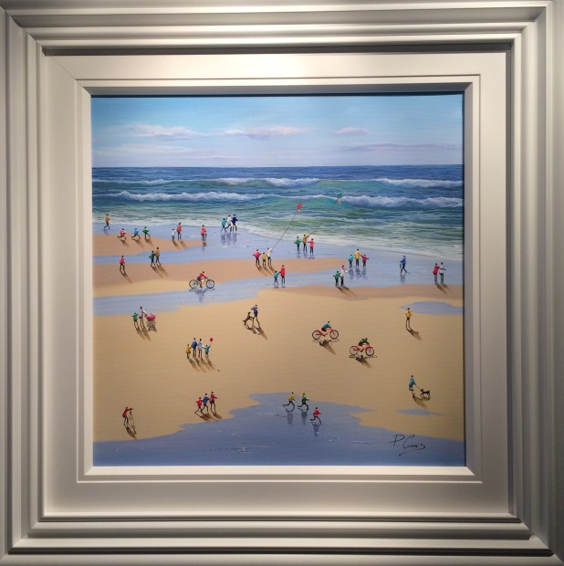 Paola Cassais, Seaside Cycle, 2019