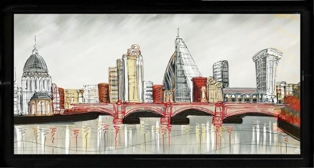 Edward Waite, Views of London, 2019