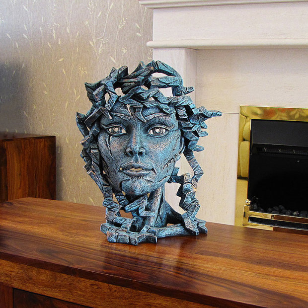 Matt Buckley, Venus Bust - Teal