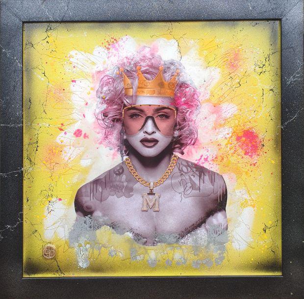 Dan Pearce, Queen of Pop Yellow, 2019
