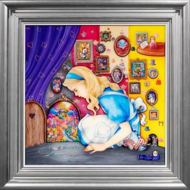 Kerry Darlington, New Release - Alice Finds the Little Door , 2018