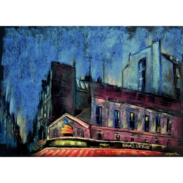 Marc Gooderham, Paris Night