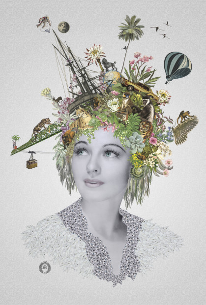 Maria Rivans, Freya (Ruth Hussey), 2018