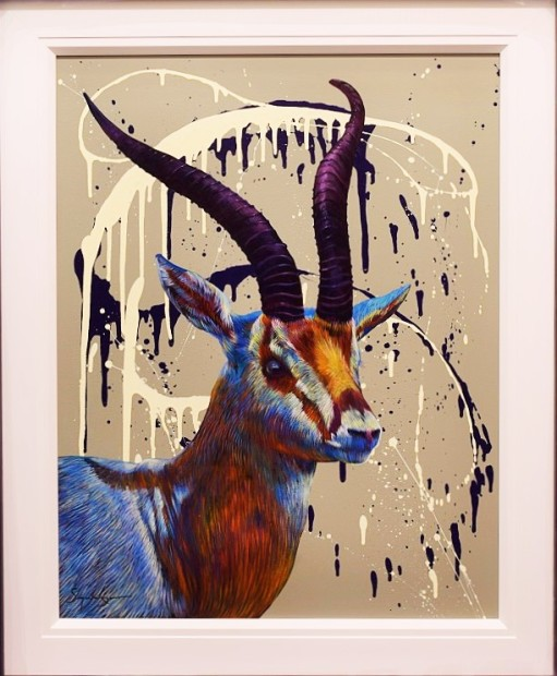 Simon Wright, Impala, 2017