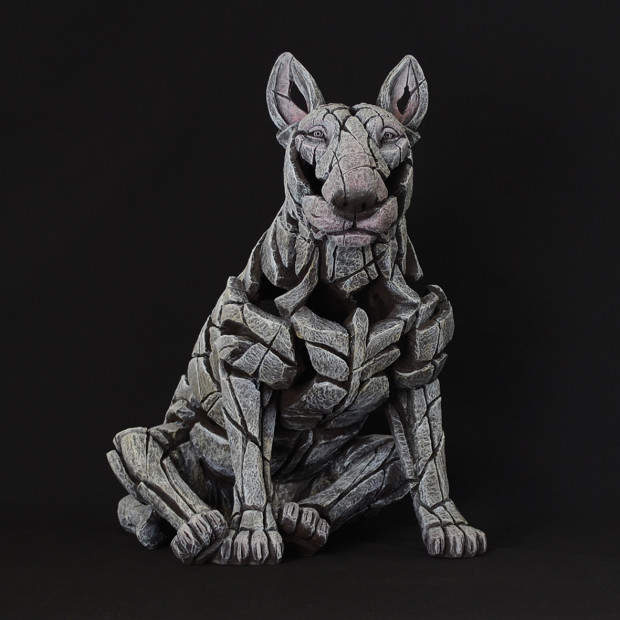 Matt Buckley, Bull Terrier - White, 2017