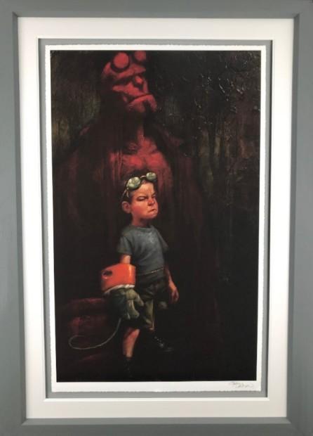 Craig Davison, Golden Years - Hell Yeah - Paper, 2018