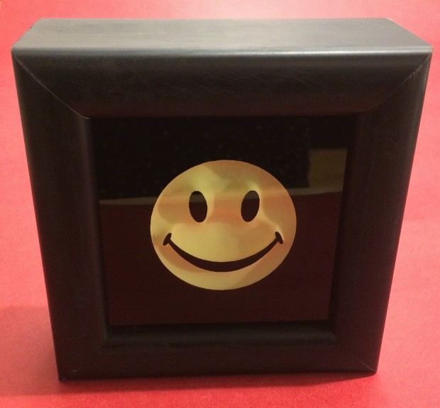 RYCA - Ryan Callanan, MINI FLUORO SMILEY , 2014