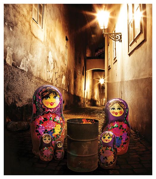 Mark Davies, Matryoshka - Street Life AP