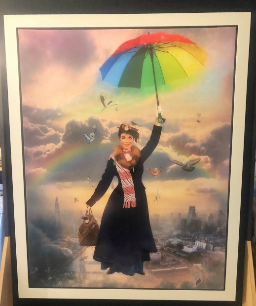 JJ Adams, Mary Poppins Commission , 2018