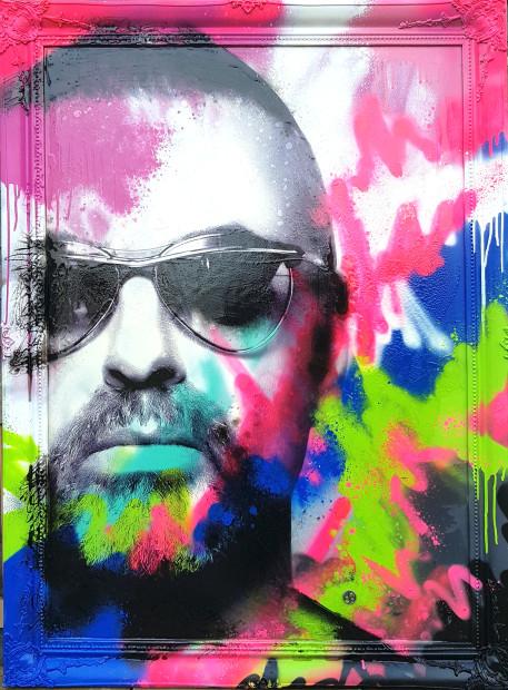 Dan Pearce, George - One More Try, 2019