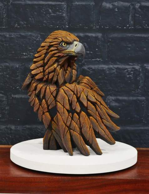Matt Buckley, Golden Eagle Bust, 2019