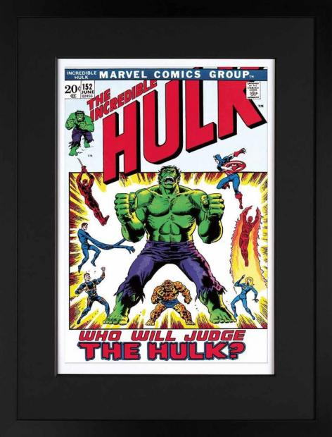 Marvel/ Stan Lee, The Incredible Hulk #152 - Who Will Judge The Hulk? , 2013