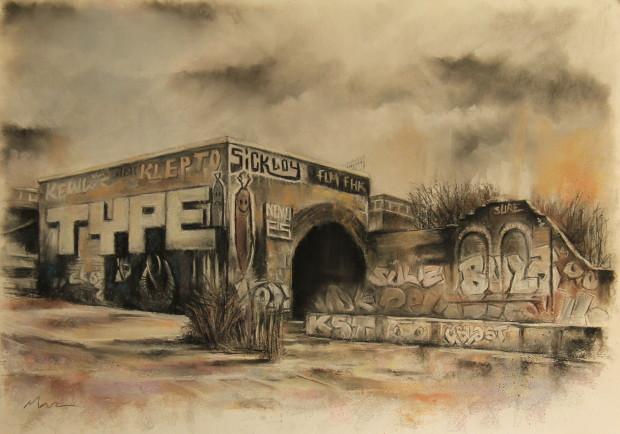 Marc Gooderham, Alphabet City