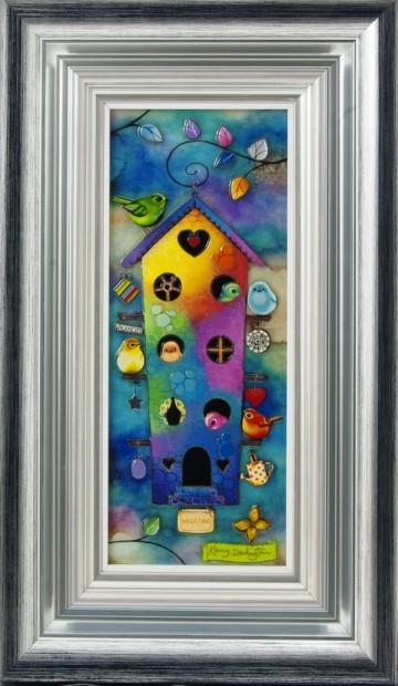 Kerry Darlington, Birdhouse In Your Soul, 2015