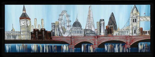 Edward Waite, London City, 2019