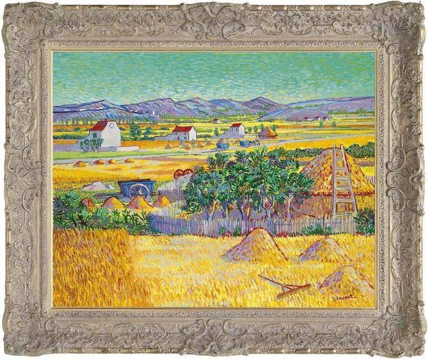 John Myatt, Harvest , 2008