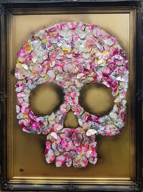 Dan Pearce, Life After Death - Gold , 2019