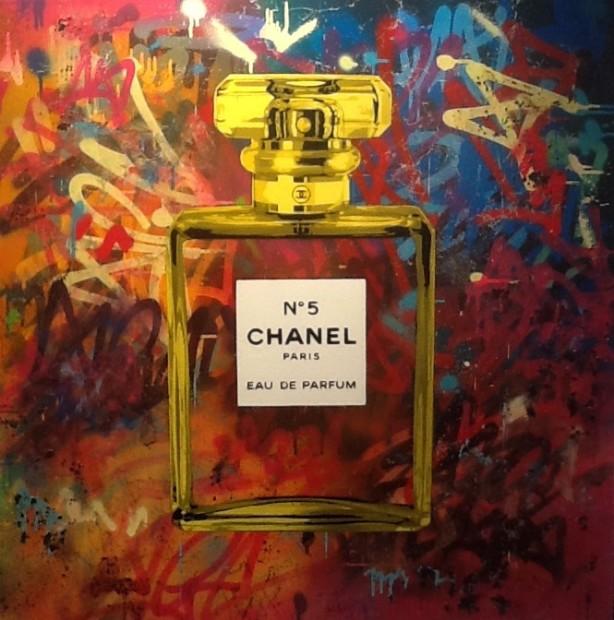Lee Henderson, Chanel, 2018
