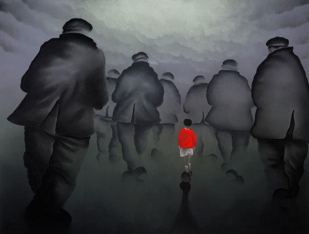 Mackenzie Thorpe, You'll Never Walk Alone
